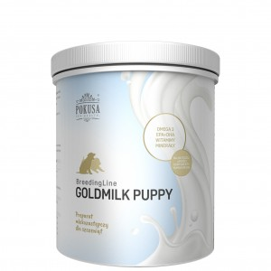 Pokusa BreedingLine GOLDMilk puppy 500g