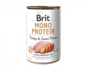 Brit Care Mono Protein Turkey & Sweet Potato 400g