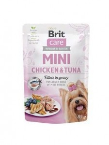 Brit Care Mini Chicken &  Tuna 85g