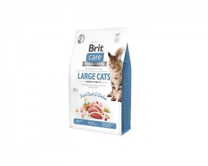 Brit Care Cat Grain Free Large Cats 400g