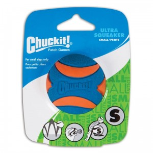 Chuckit ULTRA SQUEAKER BALL SMALL
